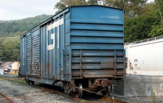 Claysburg Public Delivery Track