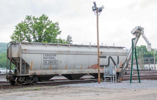 Hollidaysburg Public Delivery Track