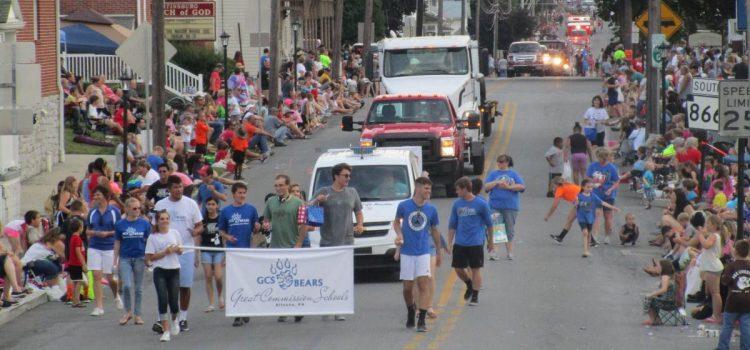 Martinsburg Parade
