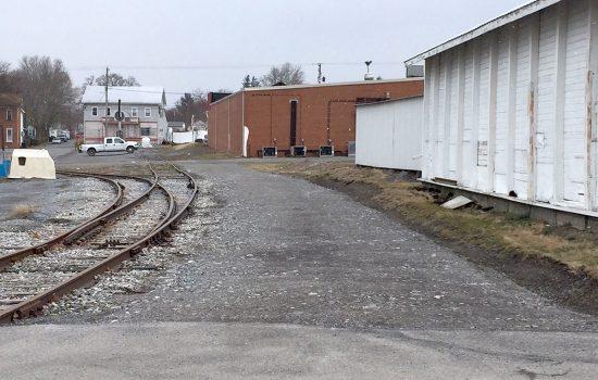 Martinsburg Public Delivery Track