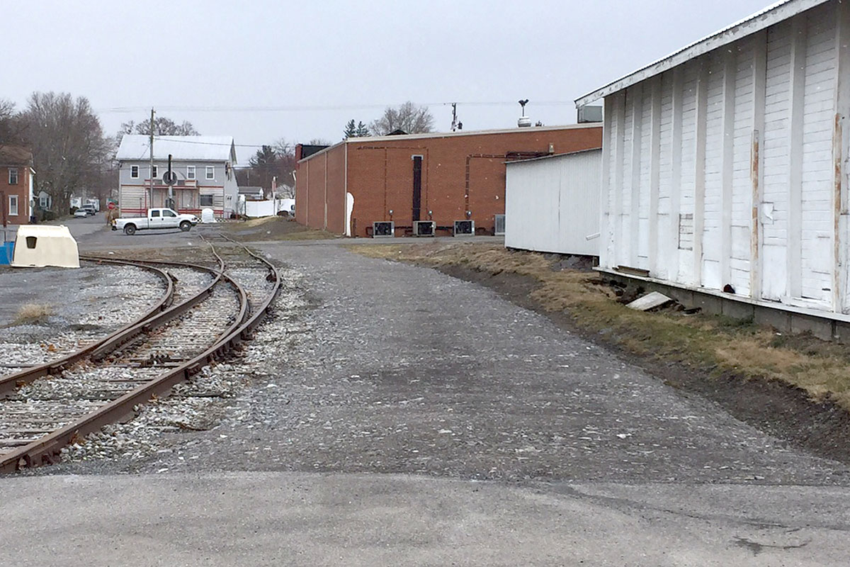 Martinsburg Public Delivery Track