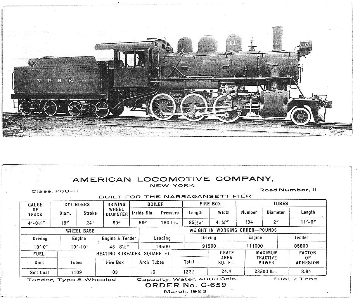 The Everett Railroad
