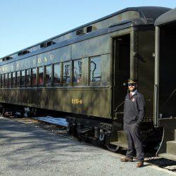 Everett Railroad Passenger Conductor